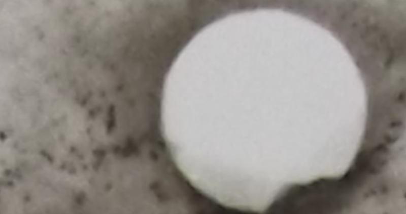 """Ce détail d'un dessin de Victor Hugo représente la lune, """"sombre sphère"""", et son """"masque obscur qui fait le guet dans les nuages""""."""